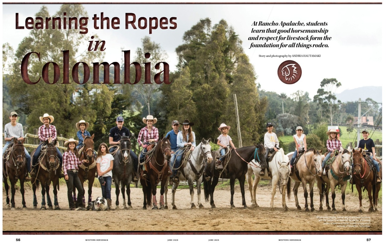 Western Horseman: Learning the Ropes in Colombia
